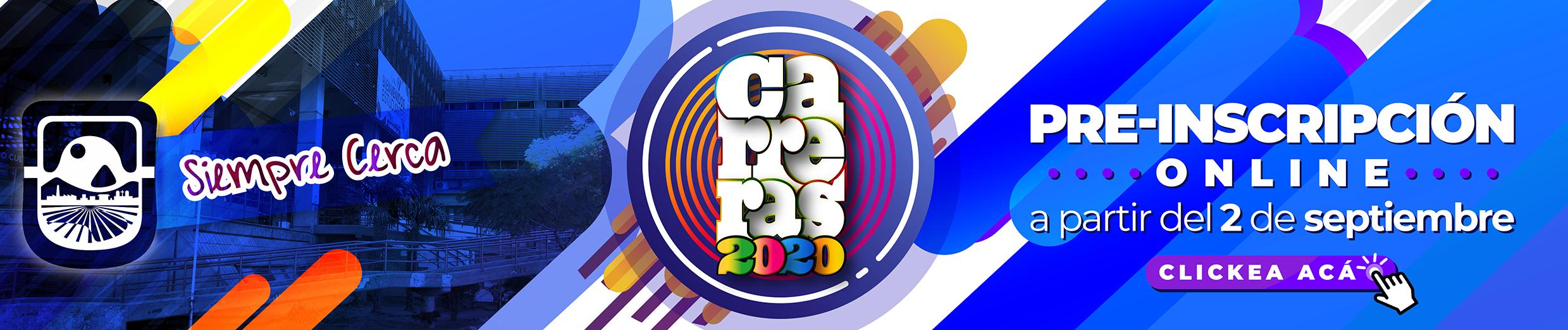 banner preinscripcion 2020