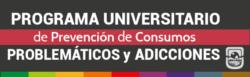 Banner Programa Universitario de Prevención de Consumos Problemáticos y Adicciones