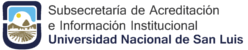 Banner de la Subsecretaría de Acreditación e Información Institucional