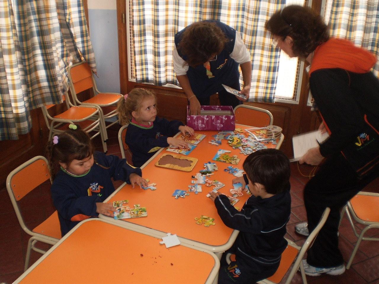 Unsl for Actividades para jardin maternal sala de 2