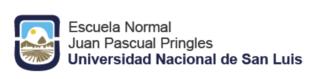 Banner de enlace al sitio web de la Escuela Normal