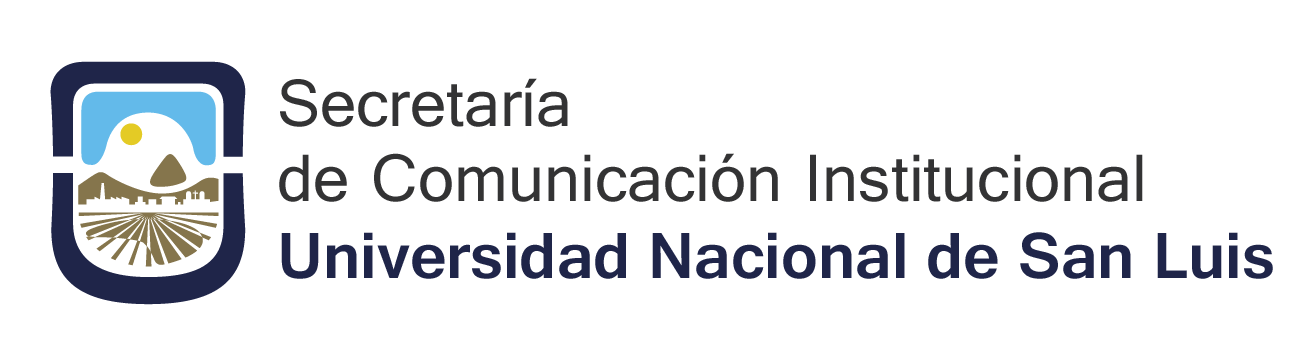 Isolologo de la Subsecretaría de Comunicación Institucional UNSL